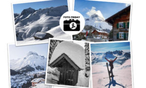 Foto Friday #75 – in Lech is het nu al 7 maanden winter