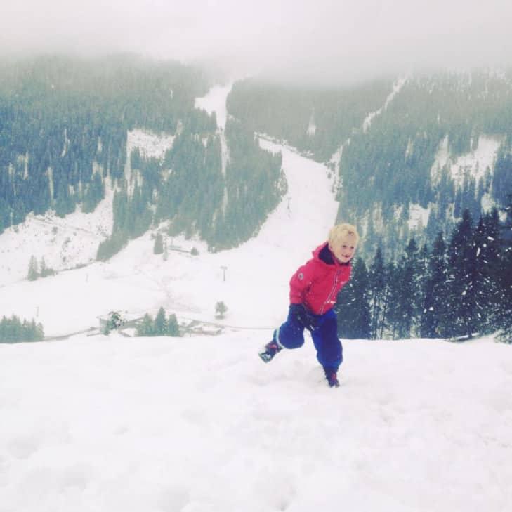 Foto Friday #7 - Eerste serieuze winterprik