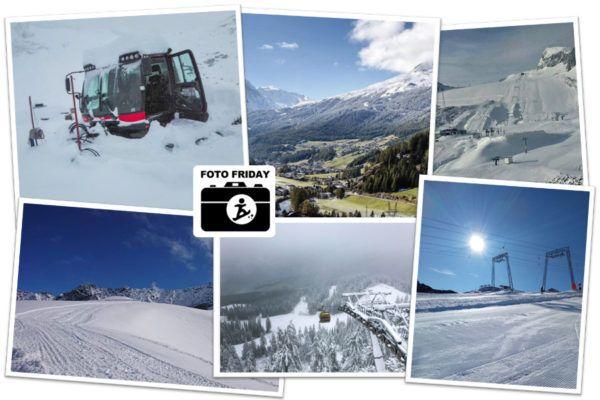 Het skiseizoen start vandaag!