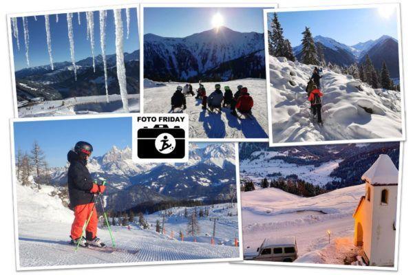 8 super mooie foto's van een heerlijke wintersportweek