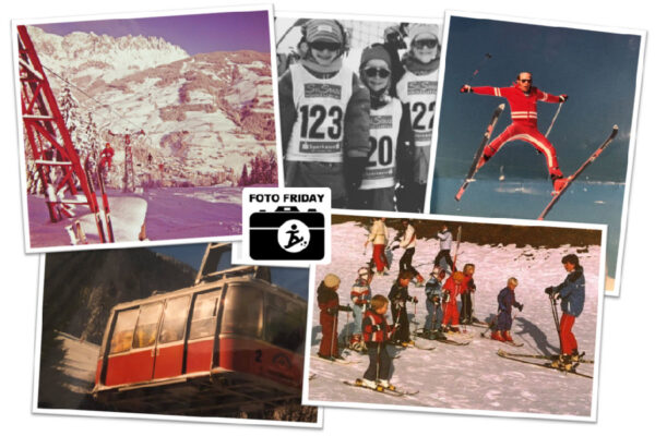 Foto Friday 97 - oude wintersport foto's