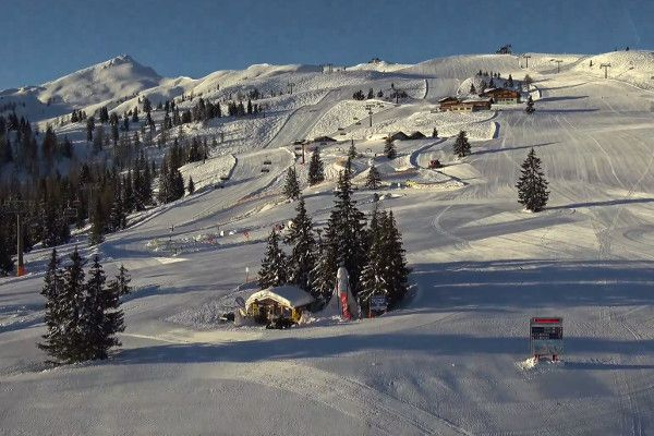 Wintersport Flachau