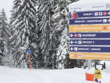 Super skirondes: Flachau – Wagrain – Alpendorf