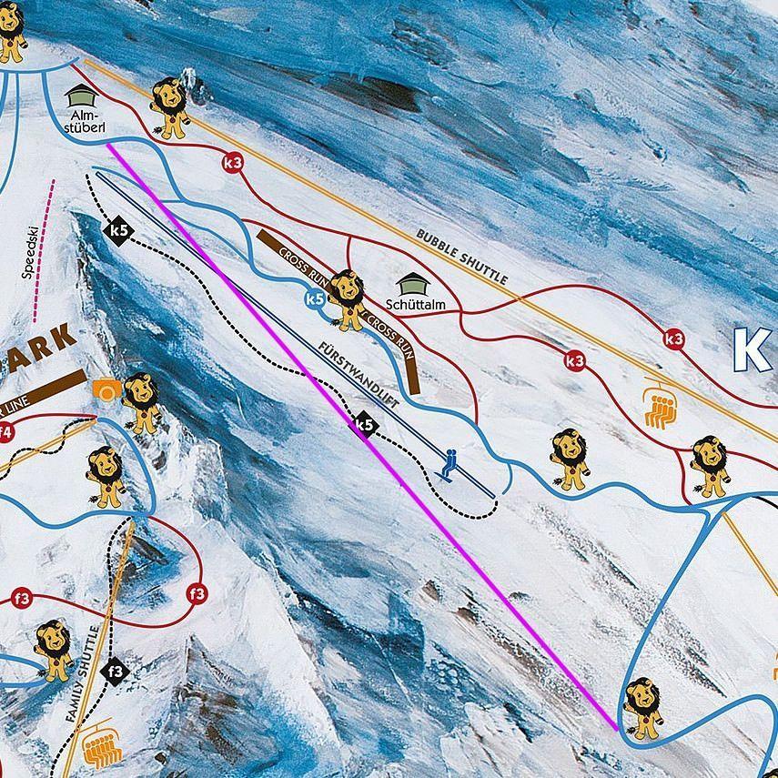 Kleinarl - nieuwe skilift!