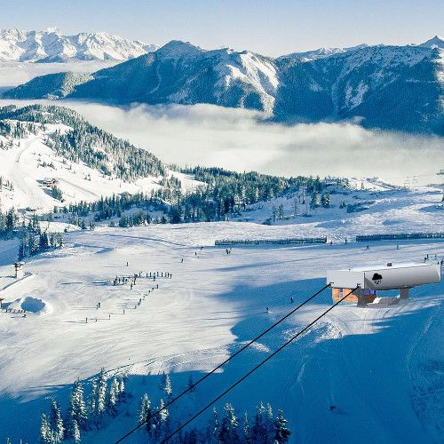 Nieuw skilift: Kleinarl