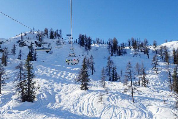 LIVE: zo ziet een perfecte wintersportdag in Kleinarl er uit