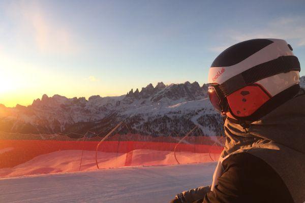 bijzonder wintersportverhaal