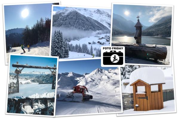 Steeds meer skigebieden gaan open! (8 mooie foto's)