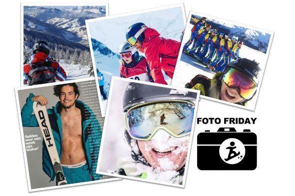 Foto Friday #52 - het seizoen van een skileraar
