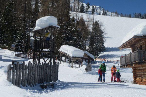 Galsterberg is de perfecte bestemming voor een wintersport met (kleine) kinderen.