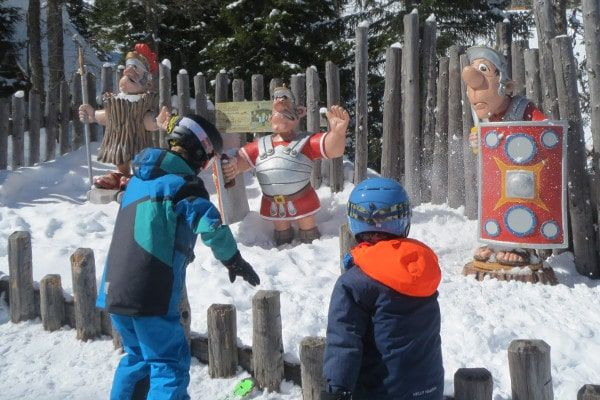 6 vet herkenbare momenten tijdens een wintersport met kinderen