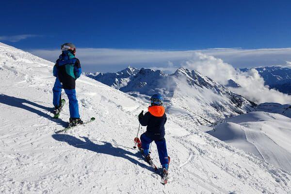gargellen skigebied