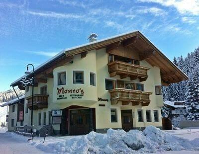 Wintersport kerst - Gerlos