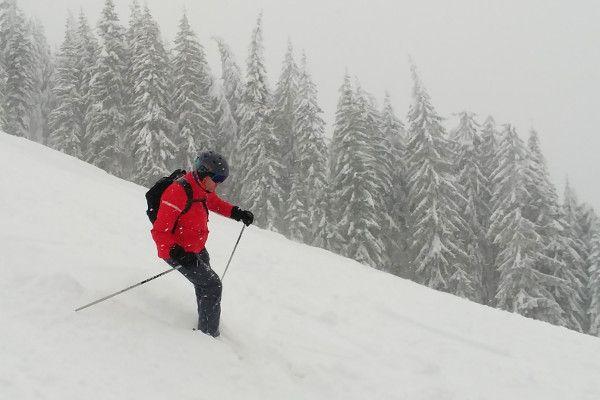 Met goede skisokken hoef je niet bang te zijn voor koude voeten.
