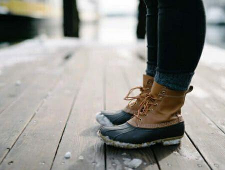 Neem je snowboots of wandelschoenen mee op wintersport?