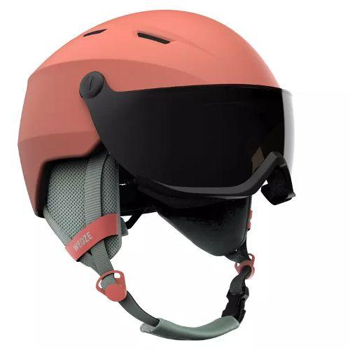 Decathlon skibril met vizier - dames
