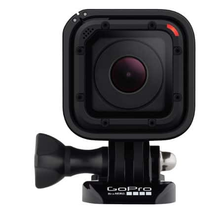 wintersport kado: action camera