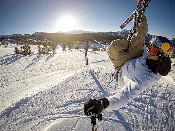 go pro voor ski