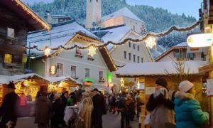 Met kerst op wintersport in Oostenrijk