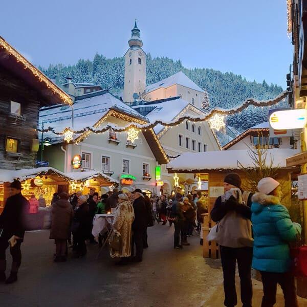grossarl kerstmarkt