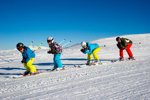 Wintersport Grossarltal met kinderen