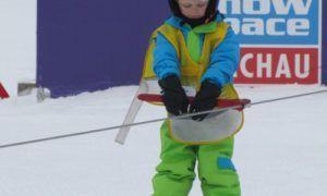Ski handschoenen voor kinderen