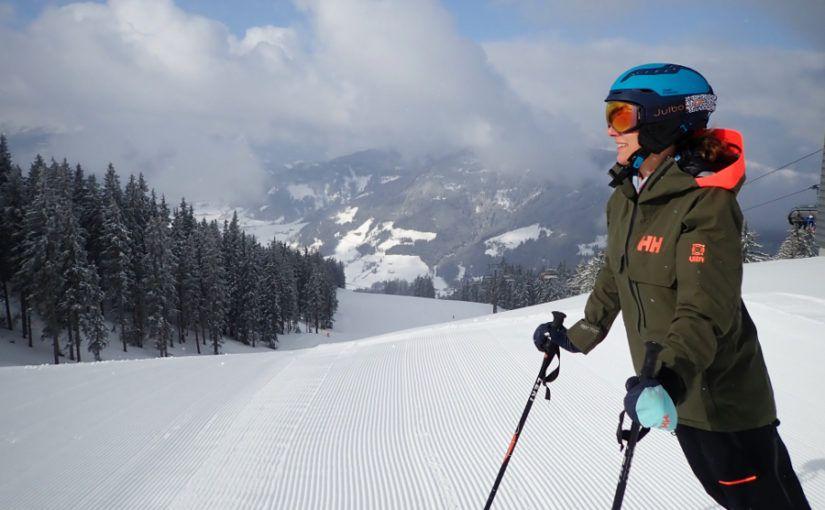 Aanbieding skihelm