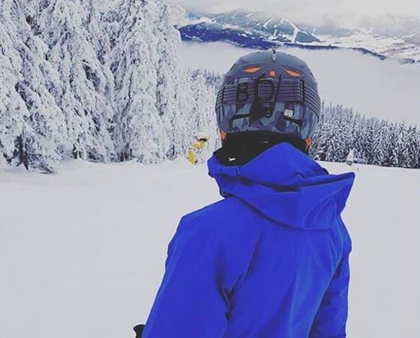 Hardshell ski jas