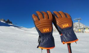 Review Helly Hansen ULLR wanten en handschoenen
