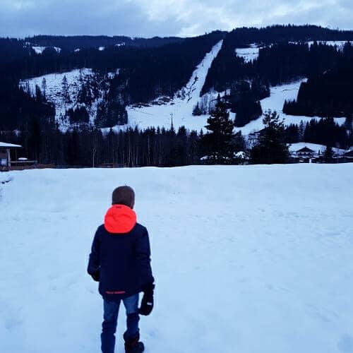 Helly Hansen JR Aura skijack