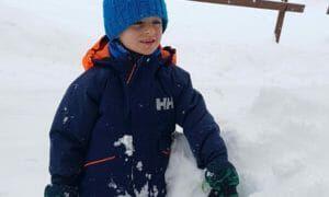 Review Helly Hansen Snowfall Ins ski jas voor kinderen