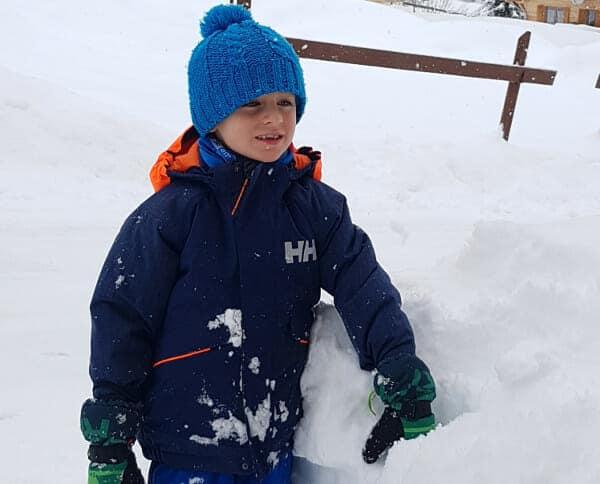 Helly Hansen Snowfall Ins