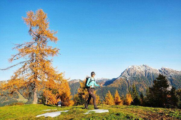 herfst in Oostenrijk