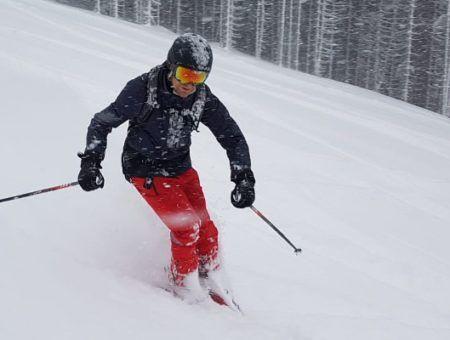 Review: Helly Hansen Slingshot ski jas