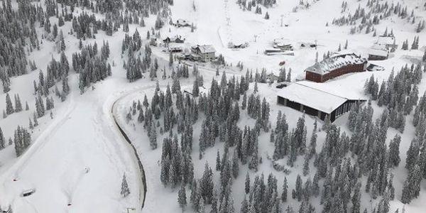 Skigebied Hochkar