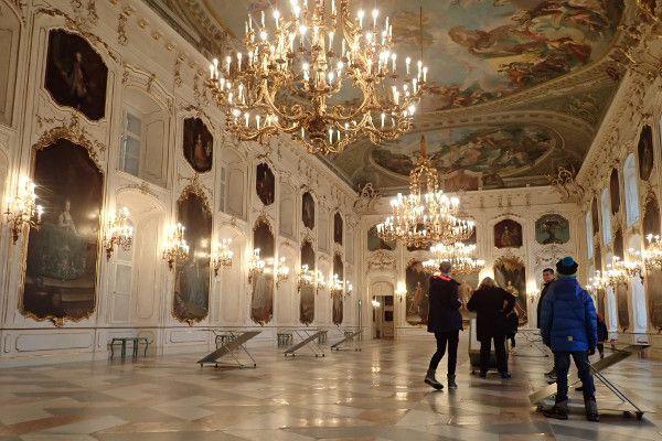 Hofburg Innsbruck.