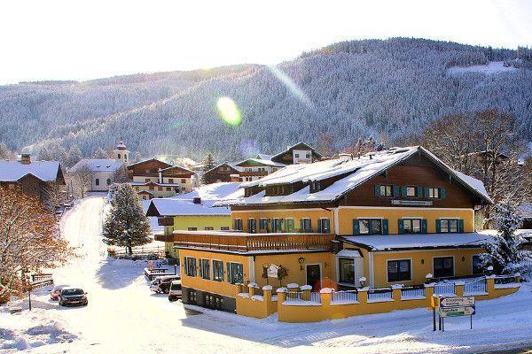Hotel Forstauerwirt bij skigebied Fageralm