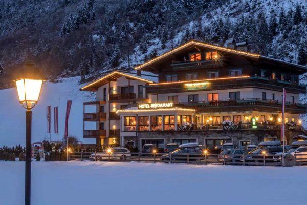 mooi hotel voor wintersport met baby