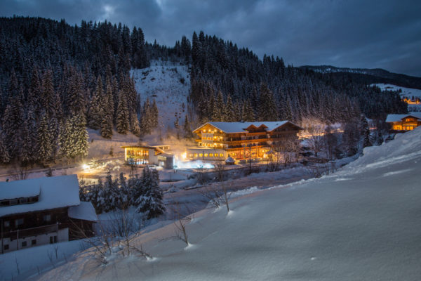 Hotel Alpenhof in skigebied Filzmoos