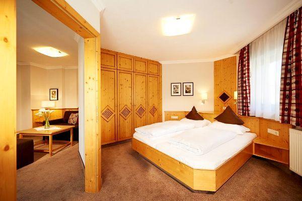 wintersport hotel met baby flachau