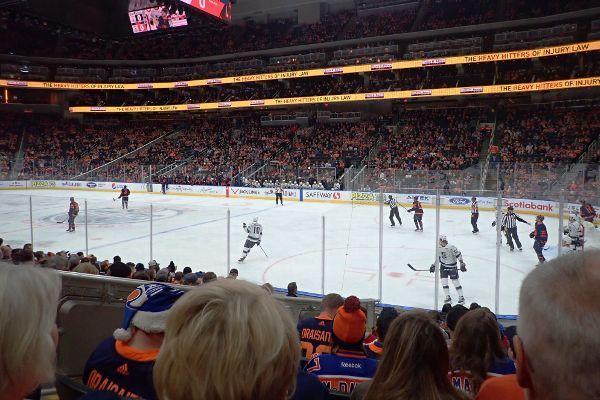 IJshockey Edmonton