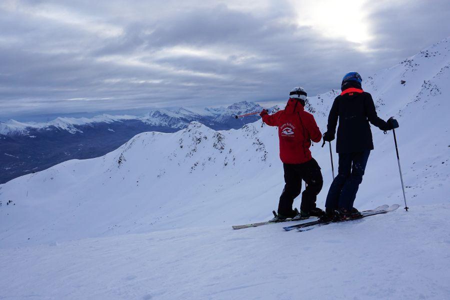 Skien in Jasper