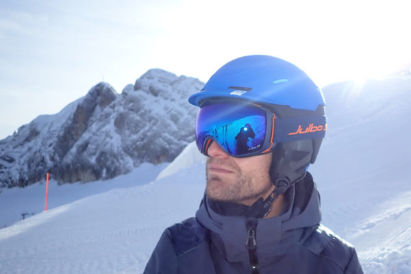 Review: Julbo Aerospace Performance skibril