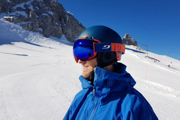 Review: Julbo Skydome Zebra Light skibril