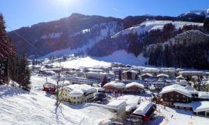 Live wintersportbeelden: 'Kaiserwetter' in Oostenrijk