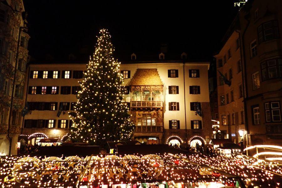 Wintersport Oostenrijk: Stedentrip Innsbruck