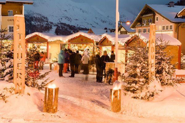 Kerstmarkt obertauern