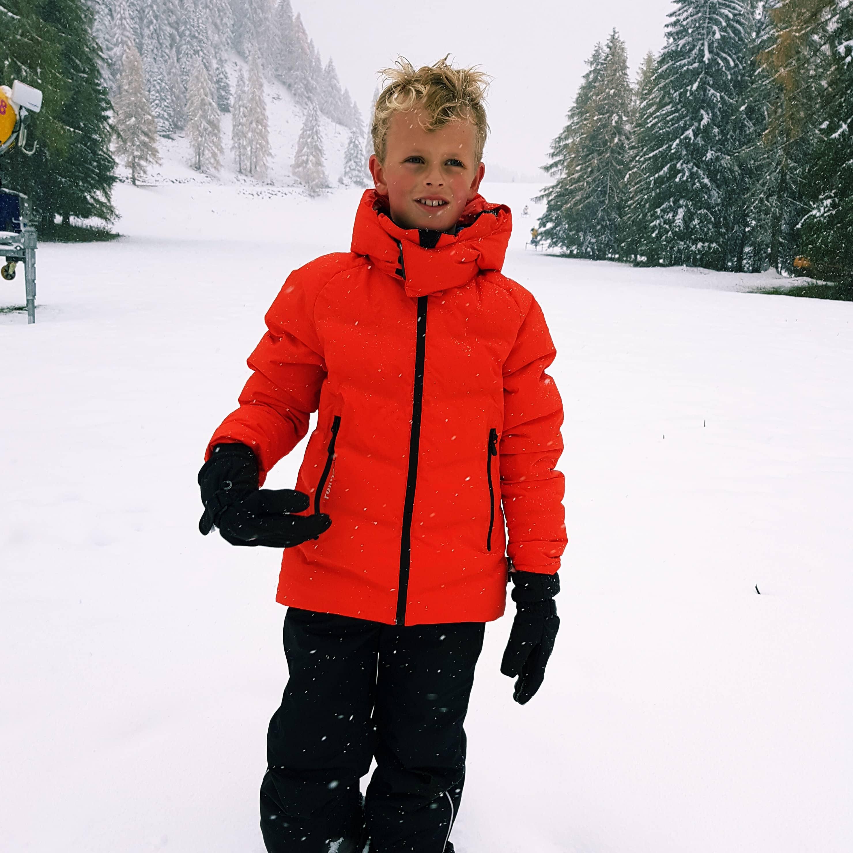 kinder ski jas