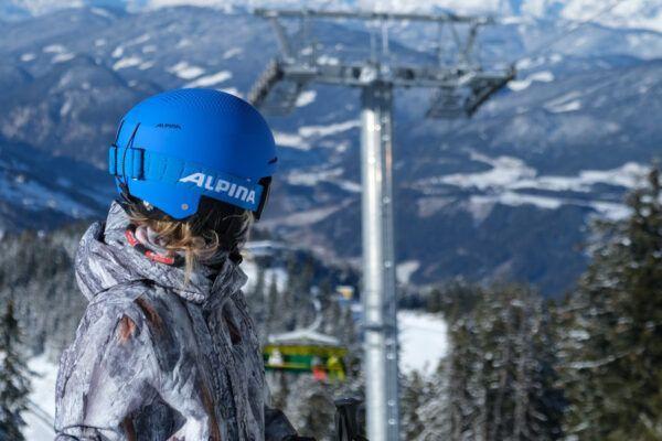 Review: kinderskihelm Alpina Zupo getest