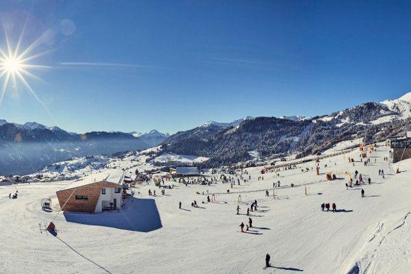 Kindvriendelijk skigebied Fiss